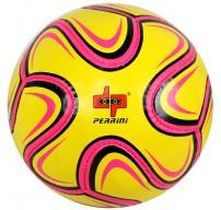 Perrini Pink/Yellow/Black Brazuca Soccer Ball Size 5