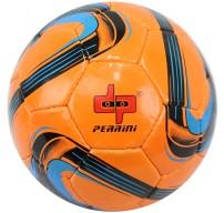 Perrini Orange/Blue/Black Soccer Ball Size 5