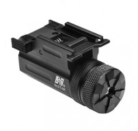 Ultra Compact Pistol Green Laser with Quick Release Weaver Mount (AQPTLMG)