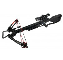 175LBS Cobra Hunting Crossbow W/ Dry Fire Inhibitor Black